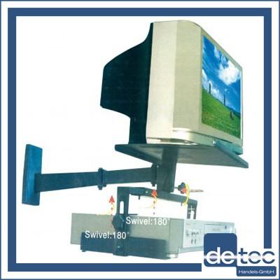 tv wandhalter fernseher halterung halter monitor neig schwenkbar r hrenfernseher ebay. Black Bedroom Furniture Sets. Home Design Ideas