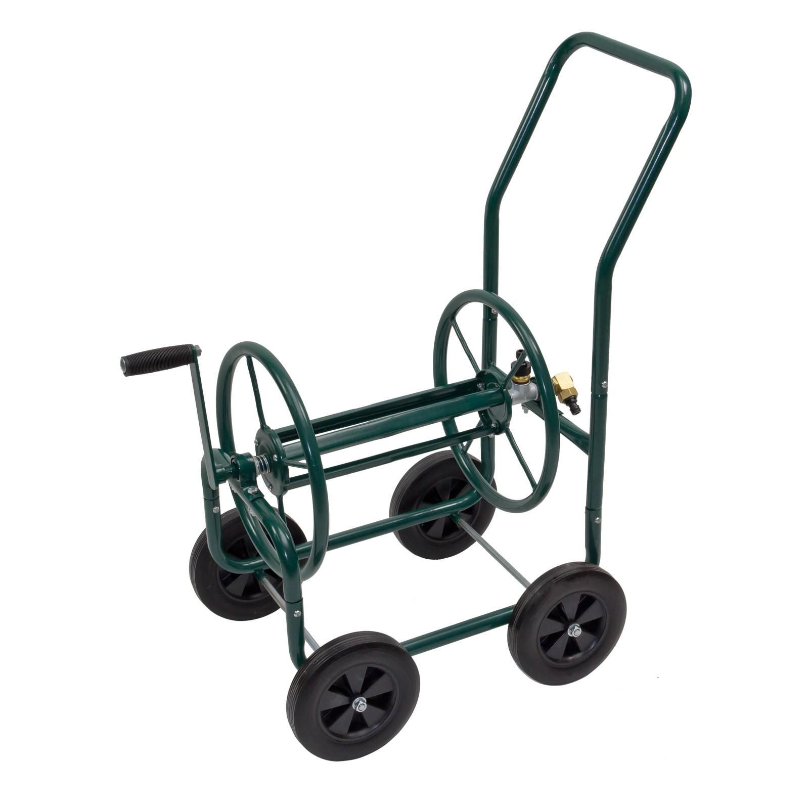 metall schlauchwagen xl sw90 ohne schlauch f r gartenschlauch. Black Bedroom Furniture Sets. Home Design Ideas