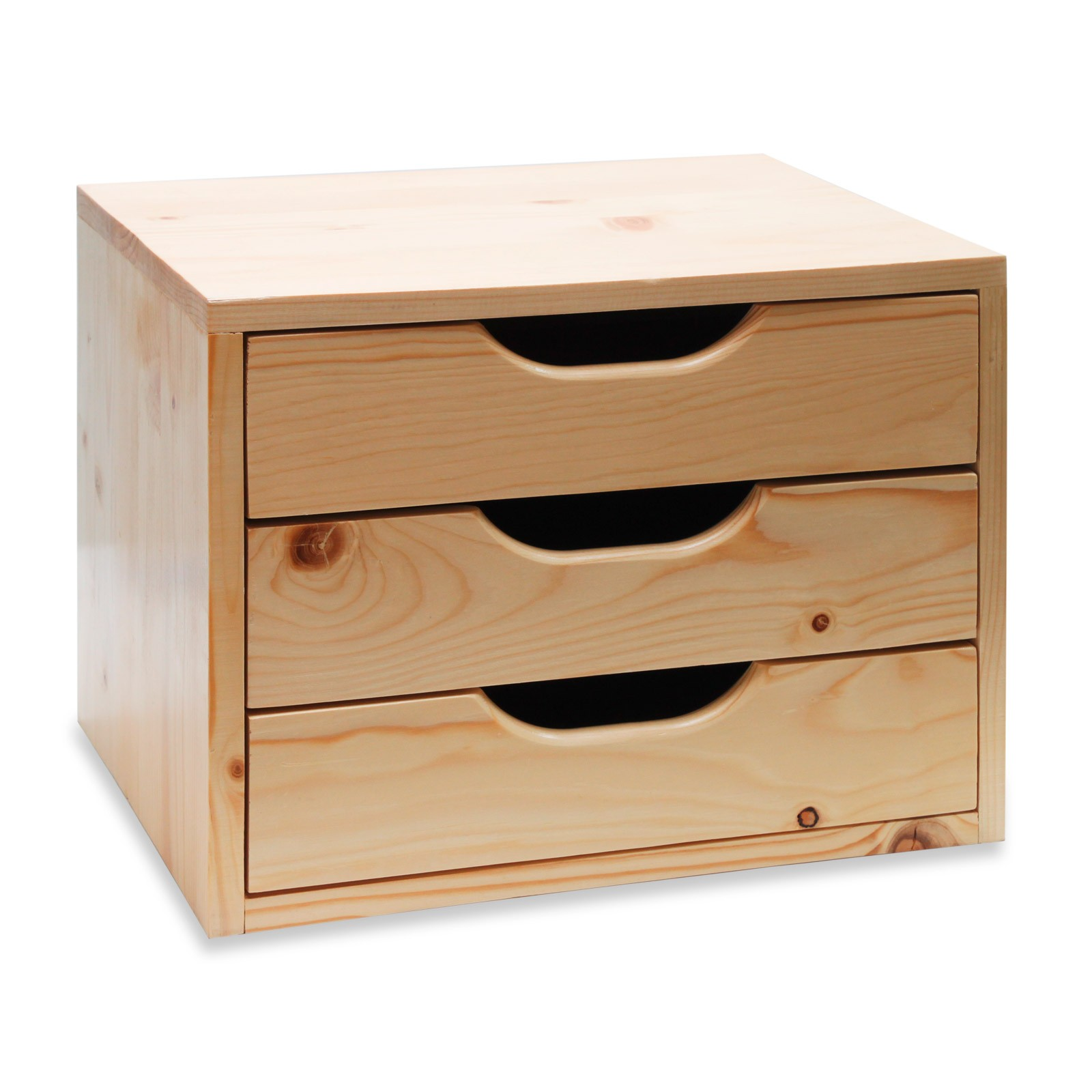 holz schubladenbox sb 3 4 5 6 schubladen ablagebox sch be zur auswahl ebay. Black Bedroom Furniture Sets. Home Design Ideas