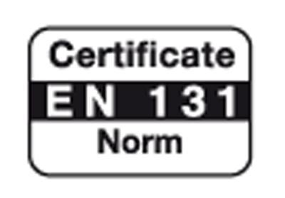 Zertifikate EN131